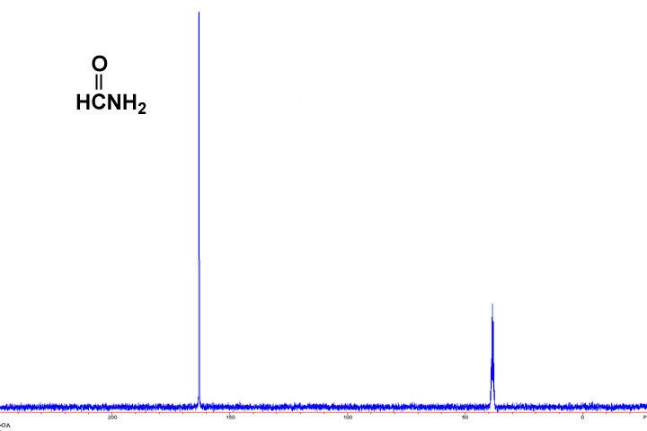 Formamide Nmr